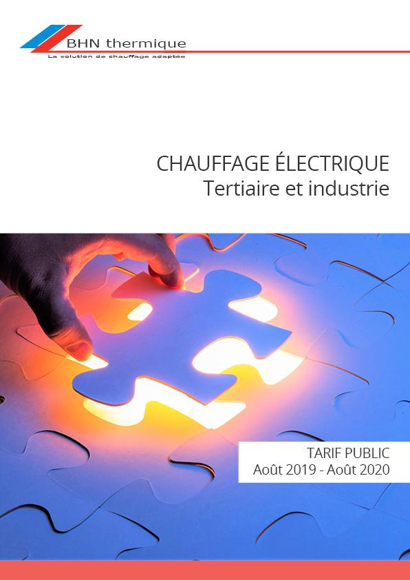 Catalogue papier BHN Thermique Aubagne