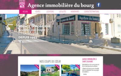 Agence immobilière Du Bourg