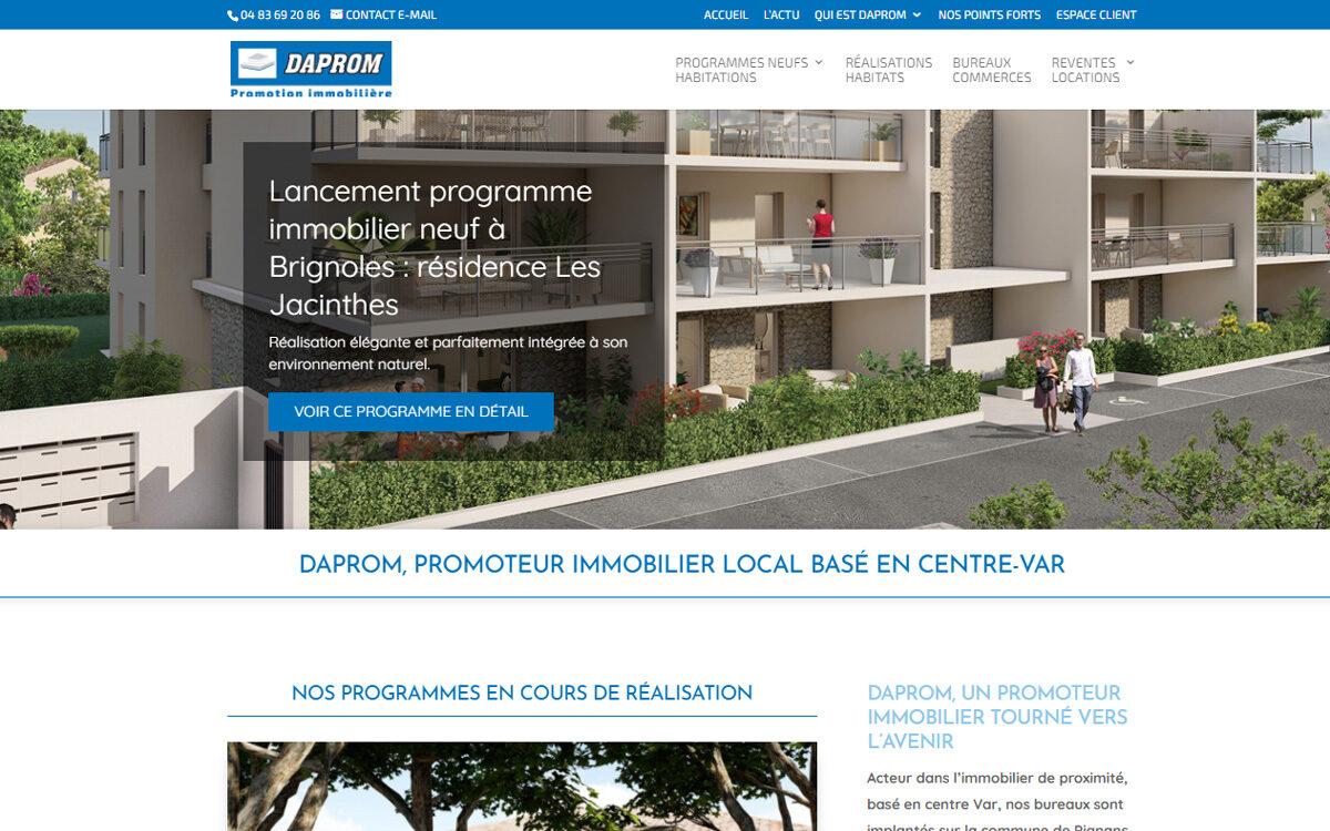 https://www.daprom-immobilier.fr/